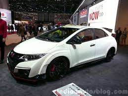 nissan civic 2016 honda civic type r at the 2015 geneva motor show