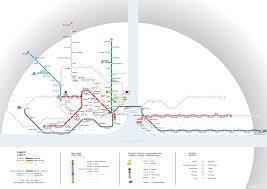 La Metro Train Map by Istanbul Metro Wikipedia