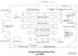 One Room Cottage Floor Plans One Room Floor Plans Beautiful 6 Longrie One Room Schoolhouse