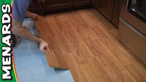 wax seal laminate floor
