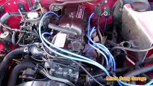 nissan hardbody gets ngk spark wires
