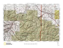 Sturgis Michigan Map by Whitewood Creek Bear Butte Creek Drainage Divide Area Landform