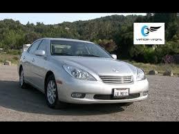 lexus 2003 es300 2003 lexus es300 test drive and review