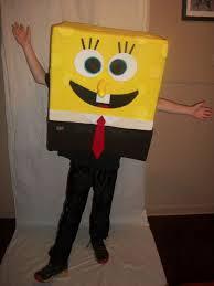 Spongebob Squarepants Halloween Costumes Diy Spongebob Squarepants Mascot Halloween Costume 7 Steps