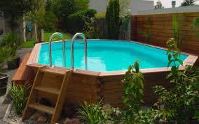 piscine hors sol bois 0 piscine hors sol en bois mon comparatif