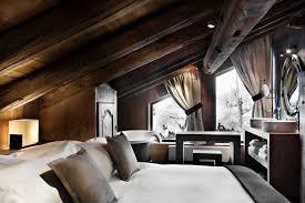 chambre chalet luxe location de villas et châlets location chalet luxe megeve villas