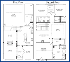 Floor Plans With 3 Car Garage 110 Best This New House Images On Pinterest Floor Plans Within
