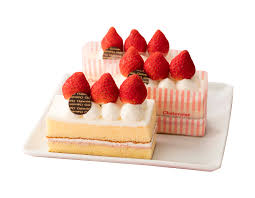 three fraise cream cake u2013 chateraise