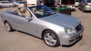 used mercedes benz clk cars for sale motors co uk