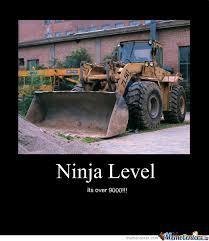 Bulldozer Meme - epic ninja is epic by mogdogolog meme center