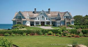 Favorite Cape  Island Homes Boston Design Guide - Cape cod home designs