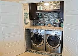 Where To Buy Laundry Room Cabinets by How To Find Space For A Home Laundry Area
