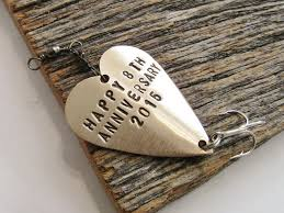 8th wedding anniversary 8th anniversary gift for men bronze anniversary gift for him