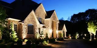 House Landscape Lighting Landscape Lighting Design Outdoor Lighting Specialists Envy