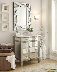Bathroom Vanities Mirrors by 30 Inch Mirrored Bathroom Vanity U0026 Mirror