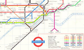 London Metro Map by Aldwych Underground Station A London Inheritance