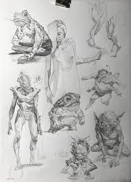 artstation sketches mauro belfiore