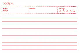 4x6 template 40 recipe card template and free printables tip junkie