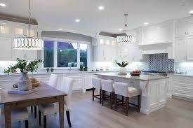 Kitchen Transitional Design Ideas - 30 beautiful white kitchens design ideas designing idea