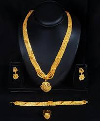 cheap gold necklace images Buy gold plated bridal set ranihaar style jewellery online best jpg