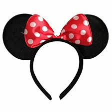 amazon disney minnie mouse costume ears baby infant toddler