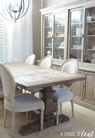Rustic Dining Room Table And Chairs by Modern Rustic Dining Table Update With Urban Home