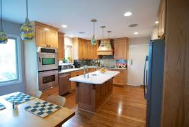 kitchen design interesting wooden cabinets microwave stoves and