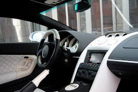 inside a lamborghini gallardo germany lamborghini gallardo white edition car tuning