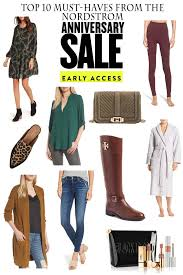 10 Must Haves For A by Top 10 Must Items From The Nordstrom Anniversary Sale A