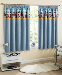 Blackout Nursery Curtains Uk by Blue Curtains Designs Imanada Light Uk Home Design Ideas