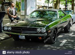 Dodge Challenger Classic - berlin june 17 2017 muscle car dodge challenger r t coupe
