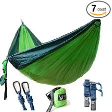 amazon com winner outfitters double camping hammock lightweight