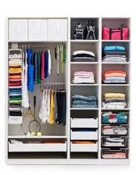 creative idea in designing bedroom storage cabinet systems