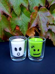halloween candels jac o u0027 lyn murphy franks and screams diy halloween candles