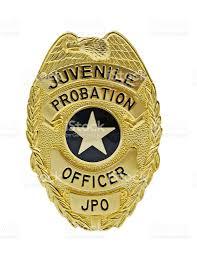 juvenile probation officer badge stock photo 174700643 istock