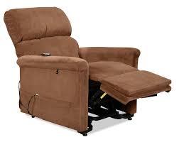 bridge creek lift chair java levin furniture