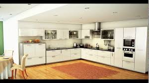 Kitchen Design India Kitchen Design India L Shaped Youtube