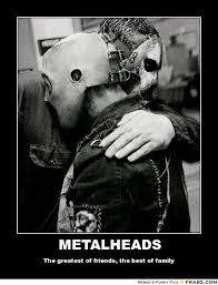 Black Metal Meme Generator - metal the best of friends metalheads meme generator