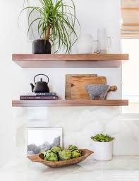 Modern Wooden Shelf Design by Best 25 Kitchen Shelf Decor Ideas On Pinterest Kitchen Shelves