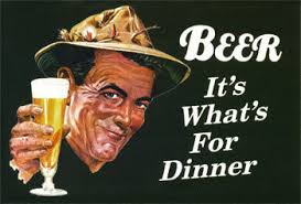 Whats For Dinner Meme - beer it s what s for dinner facebook comments and graphics beer