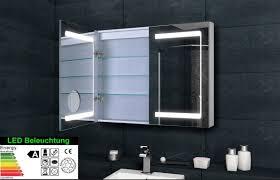 spiegelschränke für badezimmer spiegelschrank bad mit und ohne beleuchtung höffner bad