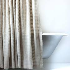 linen shower curtain extra long m l f