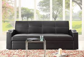 Furniture Sofa Bed Amazon Com Homelegance 4803blk Convertible Adjustable Sofa Bed