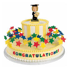 future movers and shakers graduation cake wilton