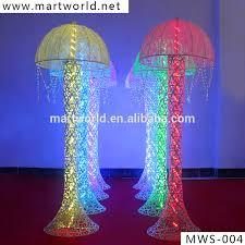 used wedding decorations 2017 hot sale led column wedding centerpiece pillars