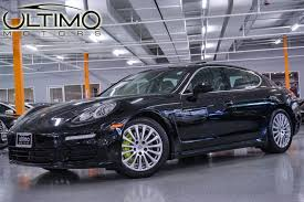 porsche panamera hatchback pre owned 2014 porsche panamera 4 sedan in warrenville um2597