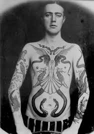 sutherland macdonald fascinating photos of uk first tattoo artist