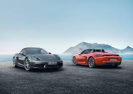 Porsche Boxster Generations - new porsche boxster arrives reviving 718 nameplate
