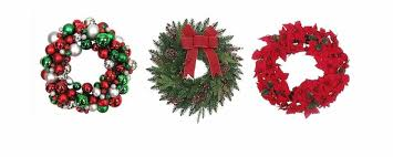 christmas wreaths for sale st nicholas square christmas wreaths 13 99 regularly 59 99