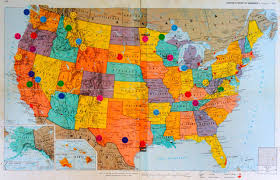 map of us states national parks national park map of the united states hiking united states